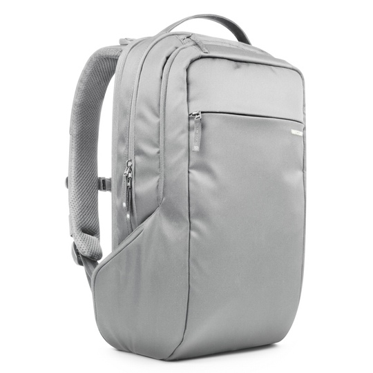 Incase Icon Grey backpack @ Men's Bag Society