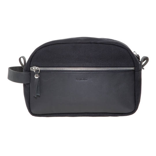 e211c6072c7f Sandqvist Adrian Toiletry Bag – Black – Men s Bag Society