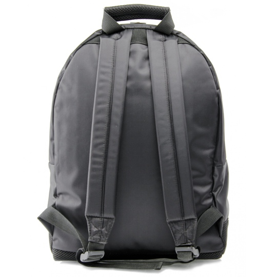 Mi Pac Backpack Back Satin Mesh Charcoal @ Men's Bag Society