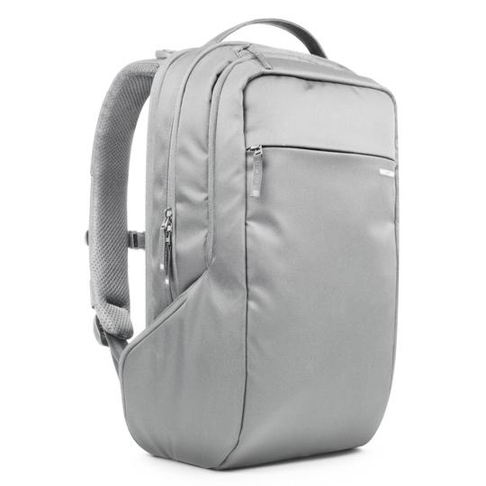 Incase Icon Grey backpack @ Men's Bag Society