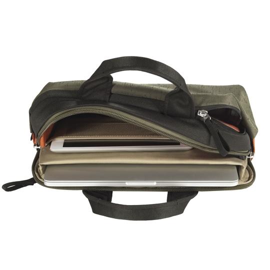 cote&ciel-memo-kona-businessbag-green @ Men's Bag Society