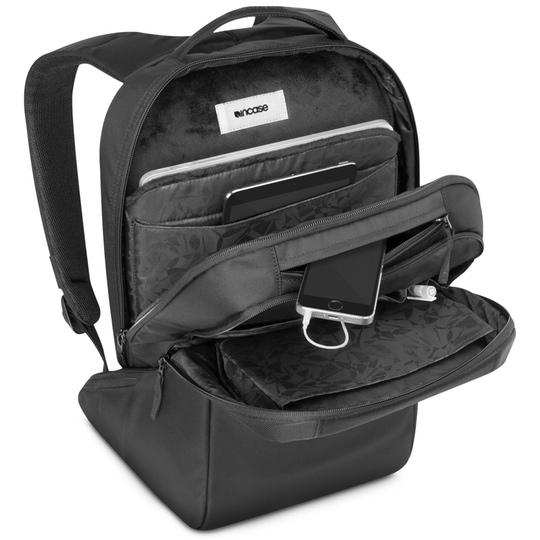 insace icon slim black @ Men's Bag Society
