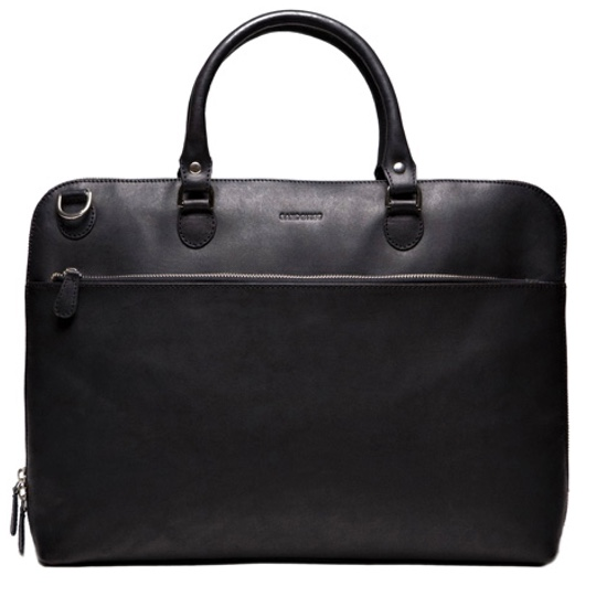 sandqvist dustin briefcase Black @ Men's Bag Society