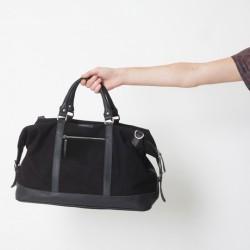 7afd042f9e Sandqvist Jordan Weekender – Black – Men s Bag Society